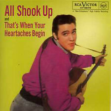 ★☆★ CD Single Elvis PRESLEY All shook up 3-track CARD SLEEVE   ★☆★