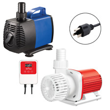 24V DC Wave maker Amphibians Water Pump Hydroponics Pool Pond Aquarium Fountain