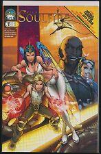 Michael Turner's Soulfire #1A Variant Cover (Sep 2004, Aspen) 1st Print FN/VF