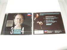 Ludwig van Beethoven - Beethoven: Symphonies Nos. 3 & 4 (2012) CD-NEW -FREEPOST