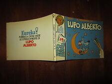IL MENSILE DI LUPO ALBERTO N° 5 PRIMISSIMA EDIZIONE EDITORIALE CORNO APRILE 1984