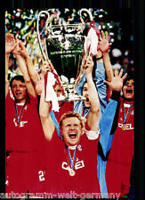 Stefan Effenberg Bayern München Champions Leaque 2001+2