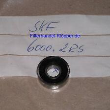 SKF Rillenkugellager / Kugellager 6000 2RSH - 2RSR - 2RS1 - 2RS