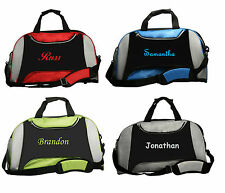 Personalized Monogrammed Duffel Bag Gym Dance Cheer Embroidered 4 to Choose Ball