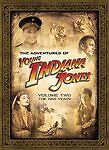 The Adventures of Young Indiana Jones - Volume 2 (DVD, 2007, 9-Disc Set) SEALED