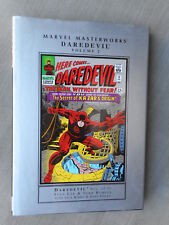 MARVEL MASTERWORKS: DAREDEVIL VOL 2 VO EXCELLENT ETAT / NEAR MINT