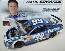 Carl Edwards 2013 Fastenal #99 Flashcoat Color Ford 1/24 NASCAR Diecast Rare