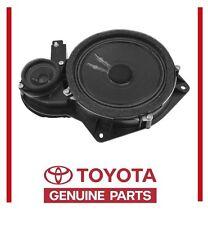 Genuine Toyota Tundra Sequoia Front Left JBL Door Speaker  OEM OE