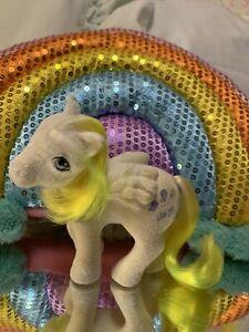 G1 Vintage My Little Pony So Soft Surprise