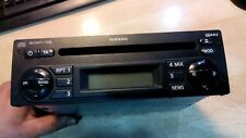 NISSAN MICRA NOTE STEREO CD PLAYER RADIO 7647383318 281859U00A NOP CODE (4137A)