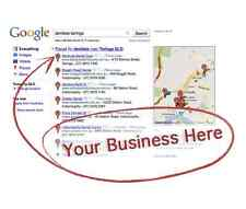 Manually create 1000 Point Google Map Listing  SEO .Boost Google Place Ranking .