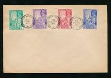 Handstamped George VI (1936-1952) British Covers Stamps