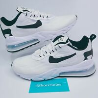 NEW NIKE Men's SIZE 15 Air Max 270 React Black White Running Shoes CT1264 102