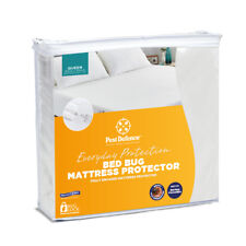 BED BUG MATTRESS PROTECTOR - QUEEN - 33cm Depth - Protect Against Bedbugs