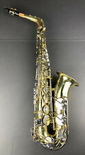 Vintage Yamaha Japan YAS-23 Alto Saxophone With Case And Accessories