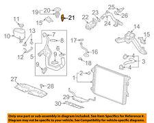 GM OEM-Radiator Coolant Temperature Sensor 15326386