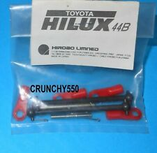 Hirobo Toyota HILUX 44B Dogbone Swingshafts Rod End H4 Vintage RC Part