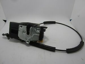 2005-2007 Pontiac G6 Front Side Door Lock Assembly Genuine OEM 20846342