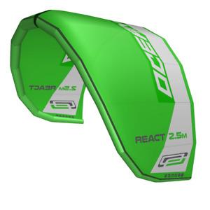 2021 Ocean Rodeo React 2.5 meter Trainer Kite w/bar & lines, harness, & bag NEW