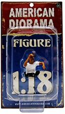 Véhicules miniatures American Diorama sous boîte fermée en résine
