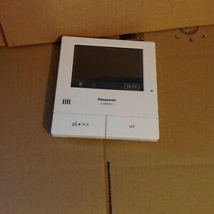 Panasonic Wireless Video Door Intercom System VL-MWD501