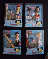 GWEN STEFANI DOLL set of 4 dolls BNIB Bananas, Cool, Baby, and Hollaback