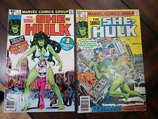 The Savage She-Hulk #1 & #2