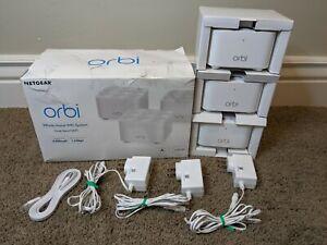Netgear Orbi - RBK13 - AC1200 Mesh Wi-Fi System 3 Pack Router + Satellites