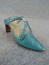 Just The Right Shoe Society Slide Mint in Original Box Miniature Shoe W/Coa