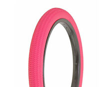 2 BMX Fortune Kontack type 20x1.95 Fast Rolling Freestyle Street Vintage Pink