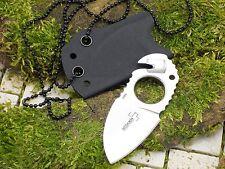 Böker Plus AMMONIT Neck Knife 440C Stahl Gurtschneider+Kydexscheide 02BO257