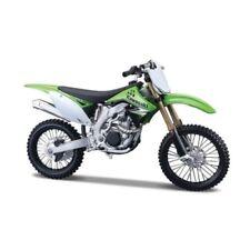 Motocicleta de automodelismo y aeromodelismo Kawasaki de escala 1:12