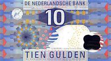 Nederland - Netherlands 10 Gulden 1997 Pn 99