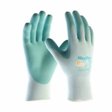 ATG Maxiflex Active 34-824 foam nitrile work gloves All sizes 6 XS - 11 XXL