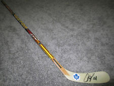 TIE DOMI Toronto Maple Leafs SIGNED Autographed Hockey Stick w/ COA