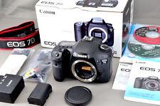 =Near Mint= Canon EOS 7D 18.0 MP Digital SLR Camera (Body Only) Shots 16204 *232