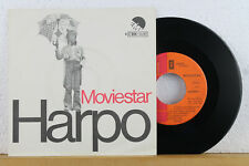 "7"" - HARPO - Moviestar - I Don´t Know Why - EMI 4C 006-35201 // BELGIUM // 1975"