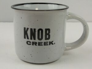 Knob Creek Bourbon Whiskey Ceramic Coffee Drinking Mug