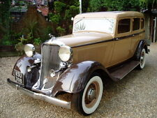 1933 DODGE SEDAN 6 AMERICAN CLASSIC CAR