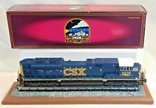 MTH  Electric Train 20-2621-3 Non-Power CSX Cab #4838 SD70ACe Diesel Engine(160)
