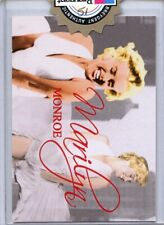 Marilyn Monroe update promo card Thin variant 51 of 99