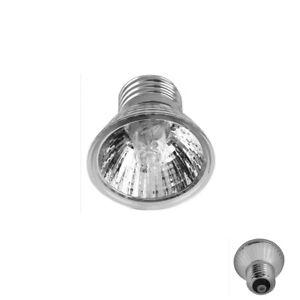 LAMPADINA LAMPADA FARETTO SPOT UVA UVB 3.0 50W RETTILI ANFIBI TARTARUGHE