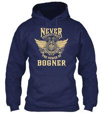Bogner Name Never Underestimate - The Power Of Dogner Gildan Hoodie Sweatshirt