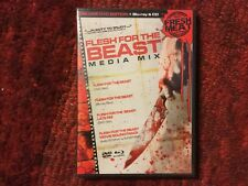 Flesh for the Beast / Late Fee : New Blu-ray + DvD + CD Music by Buckethead