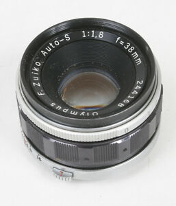 38MM 38/1.8 OLYMPUS ZUIKO FOR PEN F/FT/165897