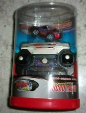 Road Gear Pro Rechargeable MICRO RACER Radio Control RC Car New In Package
