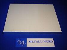 Aluminium plaque 224x186x12 [mm] aw-5083 plangefräst CNC Aluminum sheet Milled