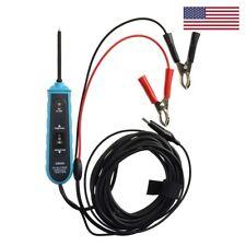 USA Ship HQ EM285 6-24V Power Probe Car Electric Circuit Tester Automotive Tools