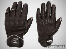 Rukka Rytmi Motorrad Handschuhe Leder Größe 12 Touchscreen-Finger UVP € 99,95