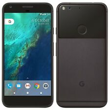 "Google Pixel XL Phone 5.5"" Display 32GB Black UNLOCKED Smartphone"